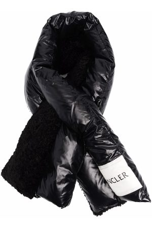 Moncler Padded down-filled scarf