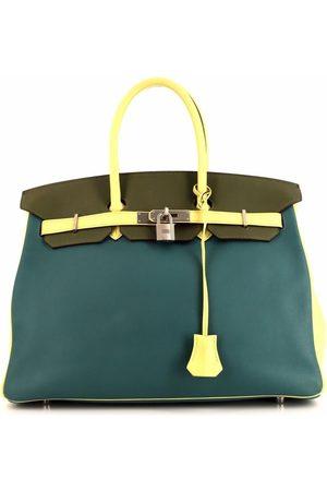 Hermès 2014 pre-owned Birkin 35 bag