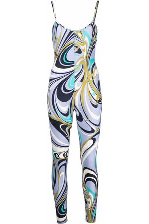 Emilio Pucci Abstract-print jumpsuit