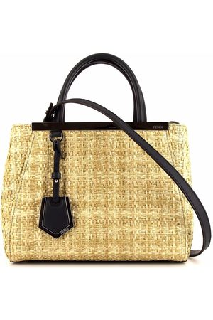 Fendi Small 2 Jours 2way bag