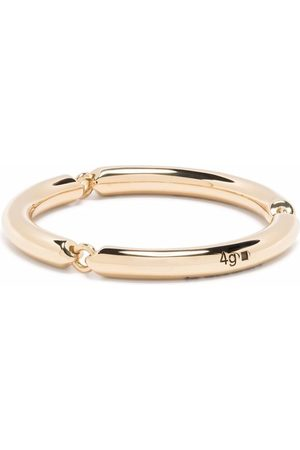 Le Gramme 4g polished 18kt yellow 3 link ring