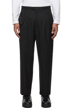 Y-3 Refined Wool Crop Trousers