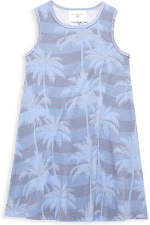 SOL ANGELES Little Girl's & Girl's Palm Waves Tank Dress