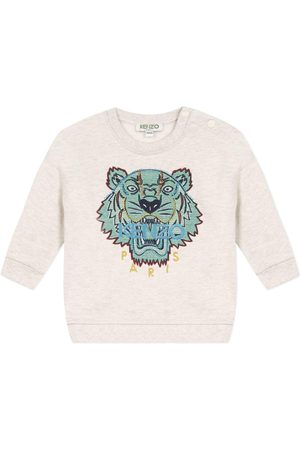 Kenzo Boys Jumpers - Boys Tiger Sweater , 1 Years