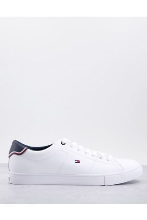 Tommy Hilfiger Essential leather trainers in