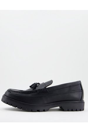 River Island Men Loafers - Chunky sole loafers in