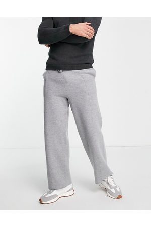ASOS DESIGN Wool mix co-ord joggers in