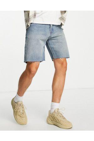 Il Sarto Denim shorts in wash