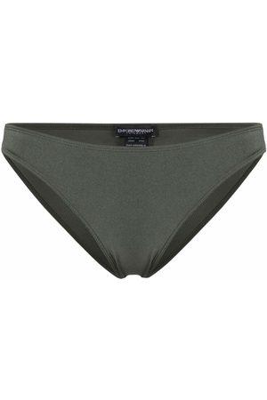 Emporio Armani Logo bikini bottom