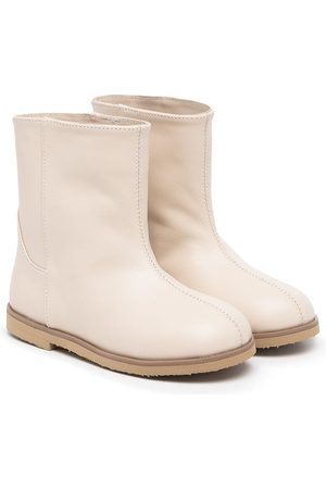 AGE OF INNOCENCE Filippa leather boots