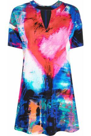 Roberto Cavalli Graphic-print dress