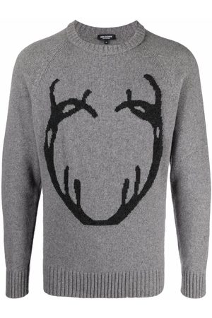 RON DORFF Nordic knitted jumper