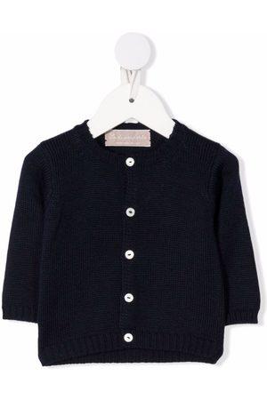 LA STUPENDERIA Button-up merino cardigan