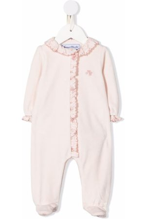 Tartine Et Chocolat Embroidered-logo pajamas