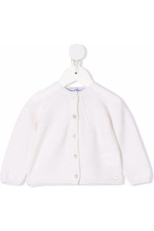Tartine Et Chocolat Buttoned-up wool cardigan