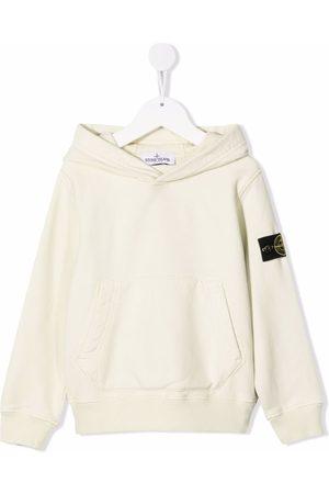 Stone Island Compass-patch hoodie