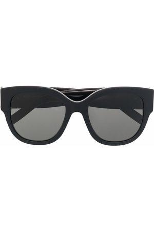 Saint Laurent Oversized square-frame sunglasses