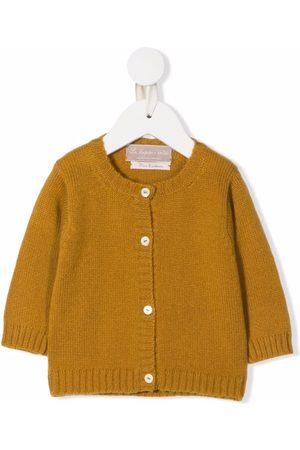 LA STUPENDERIA Button-down cashmere cardigan