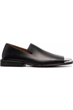 MARSÈLL Lamiera metal-embellished loafers