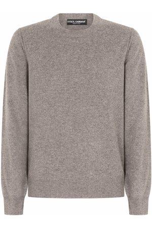 Dolce & Gabbana Cashmere crew neck jumper