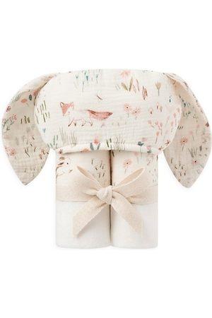 Elegant Baby Baby's Fox Bath Wrap Towel