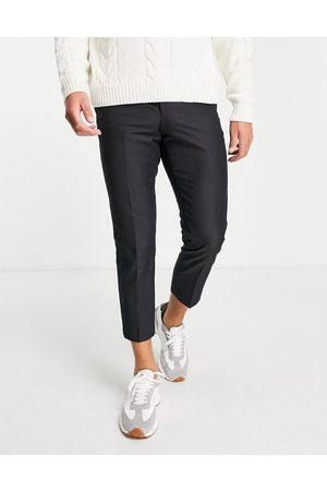 French Connection Skinny fit ankle grazer trousers