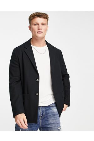 River Island Relaxed blazer in