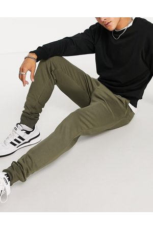 French Connection Slim fit jogger in khaki