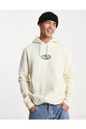 Huf Men Sweatshirts - Heatwave hoodie in cream