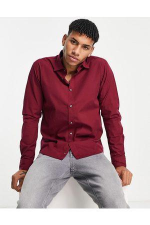 HUGO BOSS Men Casual - Casual Mypop slim fit shirt