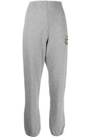 Markus Lupfer Logo embroidery joggers
