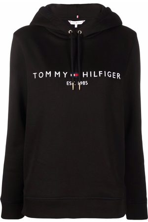 Tommy Hilfiger Logo-print drawstring hoodie