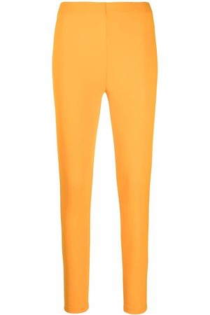 Emilio Pucci High-waisted pull-on leggings