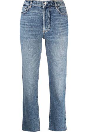 Boyish Jeans High-rise Dempsey straight-leg jeans