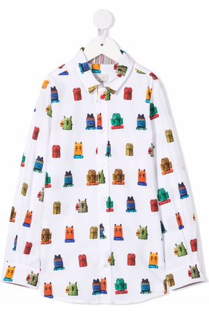 Paul Smith Graphic-print shirt