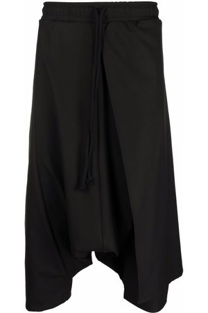 Alchemy Drop-crotch shorts