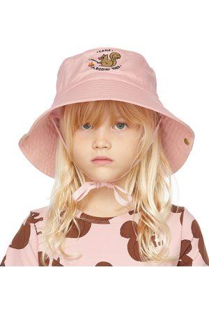 Mini Rodini Kids Squirrel Bucket Hat