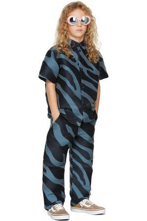BO(Y)SMANS Kids Zebra Trousers