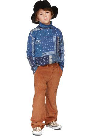 BO(Y)SMANS Kids Jersey Print Long Sleeve T-Shirt