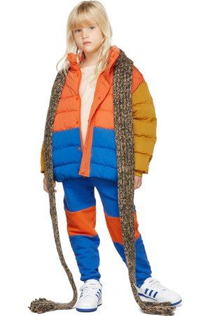 Repose AMS Pants - Kids & Orange Matisse Color Block Lounge Pants
