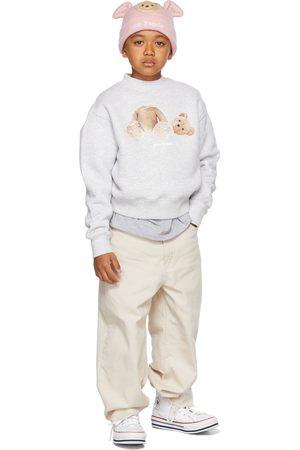 Palm Angels Kids Bear Sweatshirt