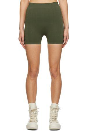 Rick Owens Women Shorts - Knit Active Shorts