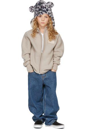 Molo Hoodies - Kids Merino Wool Umbat Zip-Up Sweater