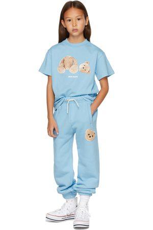 Palm Angels Short Sleeve - Kids Bear T-Shirt