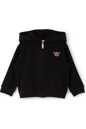 Burberry Baby Cashmere Bear Motif Hoodie