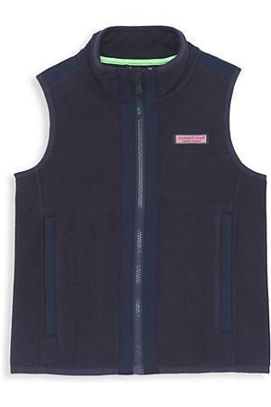 Vineyard Vines Boys Camisoles - Little Boy's & Boy's Harbor Fleece Vest