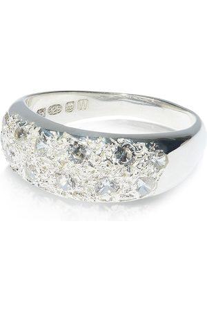 Bleue Burnham Sterling sapphire ring