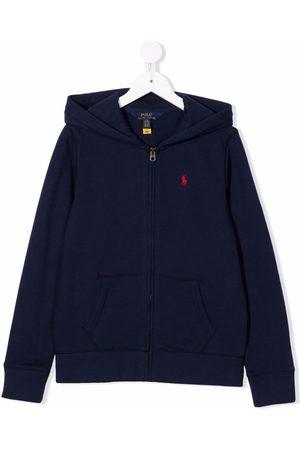 Ralph Lauren Polo Pony zip-up hoodie