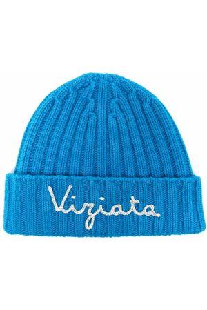 MC2 SAINT BARTH Viziata ribbed-knit beanie hat