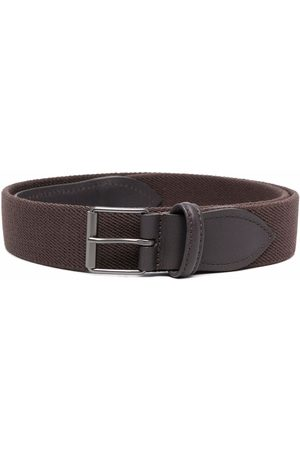 Anderson's Leather trim belt